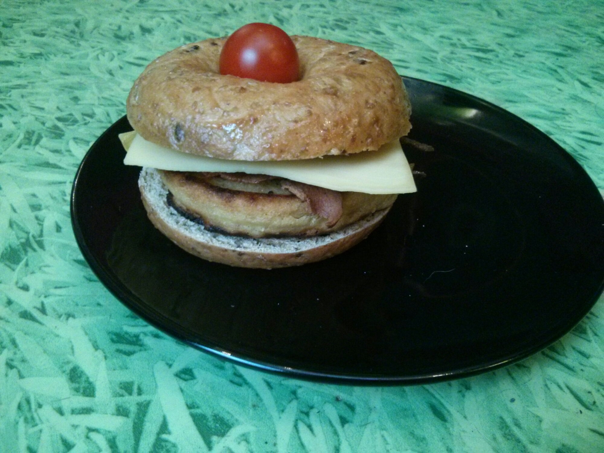 Bacon'n'Egg Bagel
