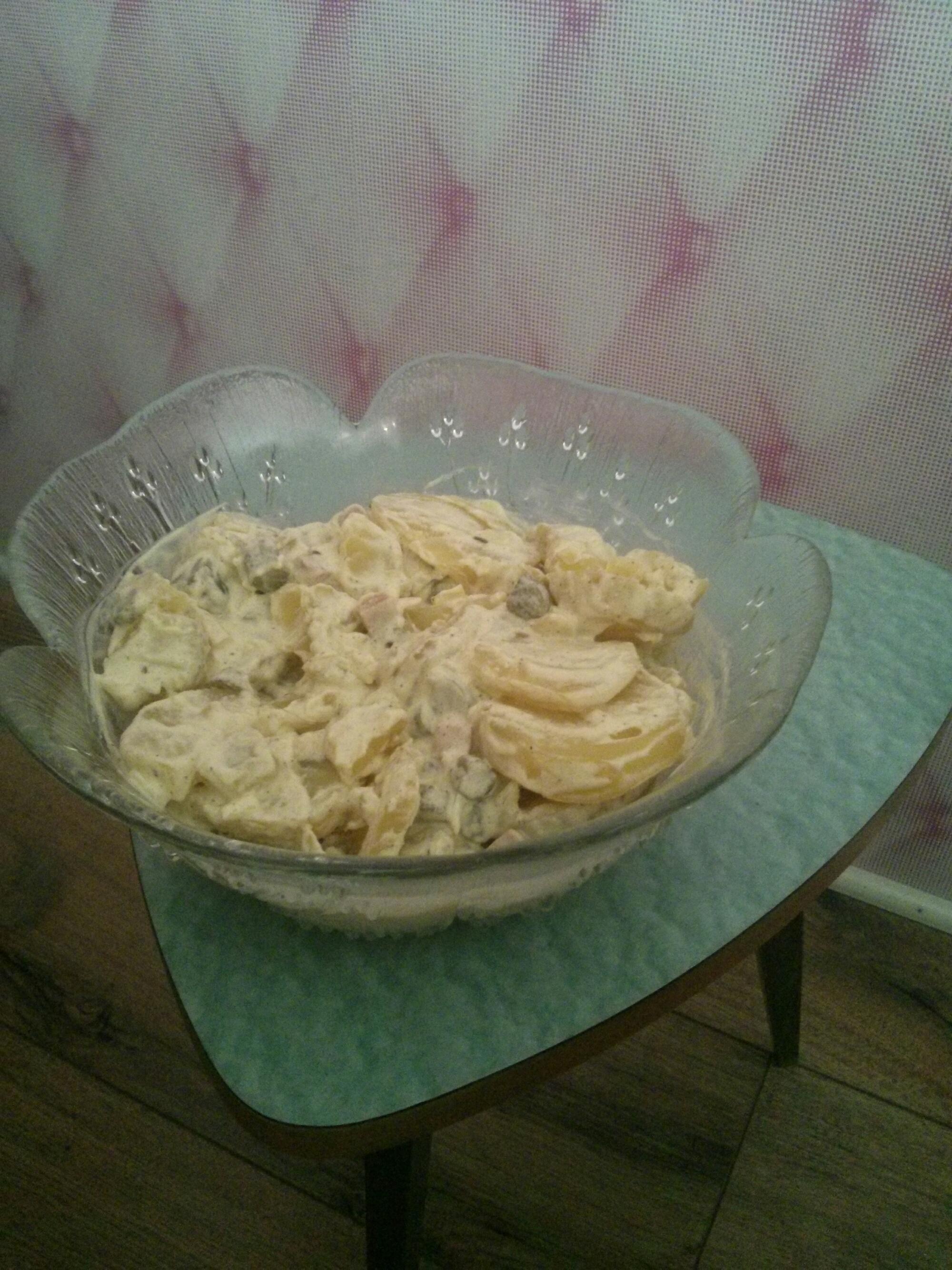 Kartoffelsalat a la Papi