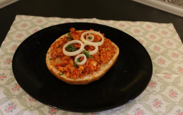Ruhrpott Sushi alias Mettbrötchen